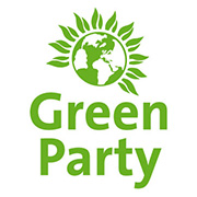 green party logo by redpill influencer marketing agency london