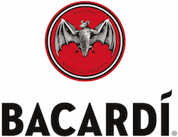 main bacardi logo by redpill influencer marketing agency london