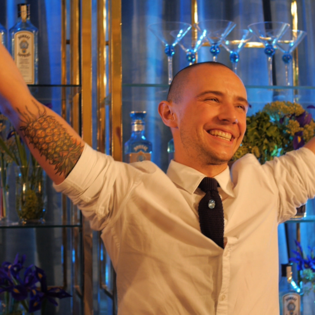 """Bombay Sapphire crowns """"world's most imaginative bartender"""" with REDPILL handling the social seeding"""