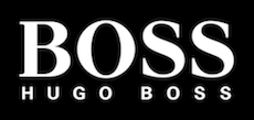 hugo boss logo 230px by red pill video production london