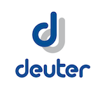 Deuter logo for My Deuter Adventure by REDPILL London